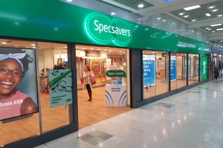 Specsavers_opticians_inside_Runcorn_Shopping_City